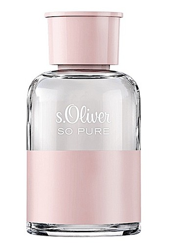 S.Oliver So Pure Women eau de toilette spray 50 ml