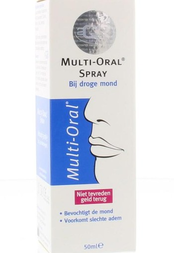 Multi Oral Multi-oral spray (50 ml)