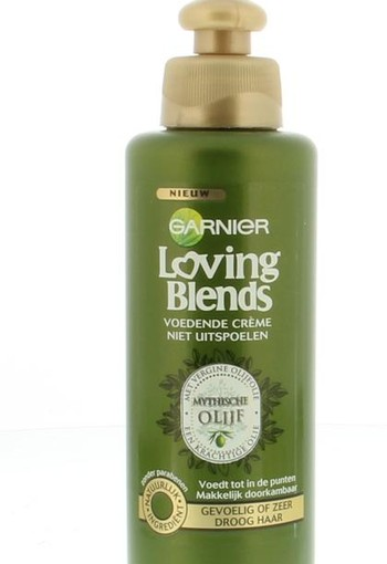Garnier Loving blends leave in creme olijf (200 ml)