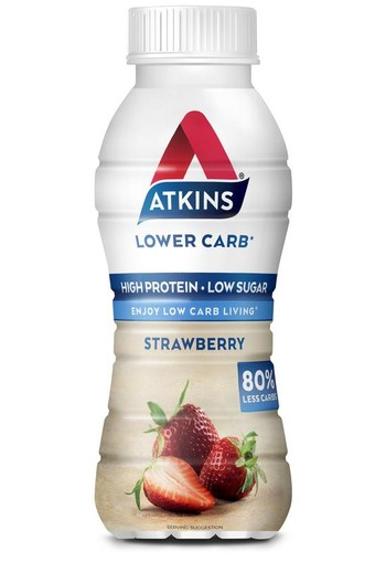 Atkins Ready to drink strawberry (330 ml)