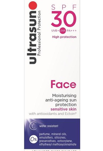Ultrasun Face creme SPF 30 (50 ml)