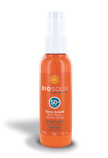 Biosolis Sun spray SPF 50 (100 ml)