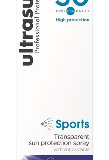 Ultrasun Sports spray SPF 30 (150 ml)