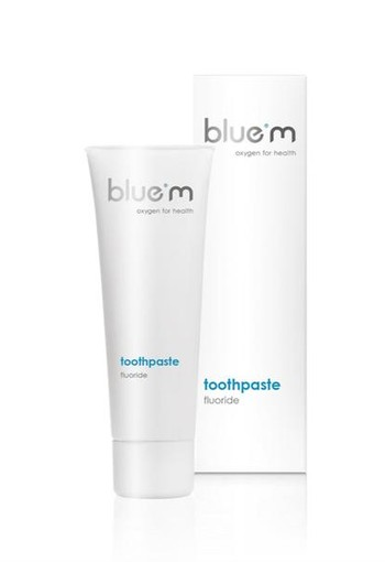Bluem Toothpaste fluoride (75 ml)