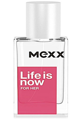 Mexx Life Is now 15 ml - Eau de Toilette