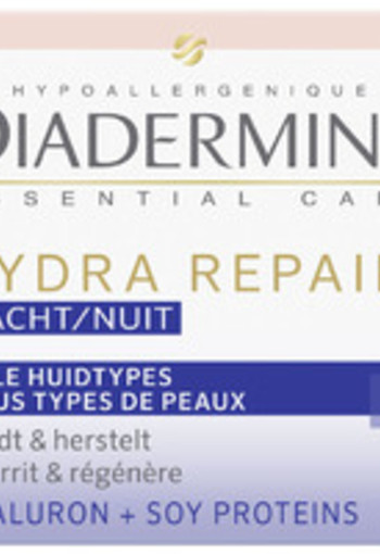 Diadermine Essential care hydra repair nachtcreme? (50 ml)