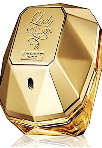 Paco Rabanne Lady Million Gold 80 ml - eau de parfum - for Women