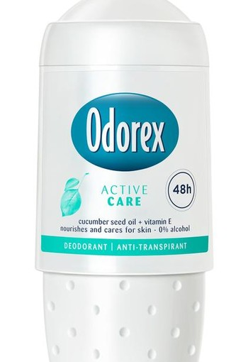 Odorex Body heat responsive roller active care (50 ml)