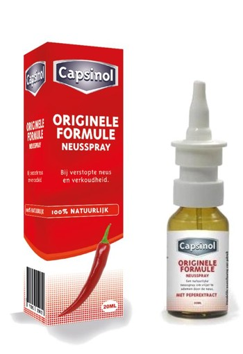Capsinol Originele formule (20 ml)