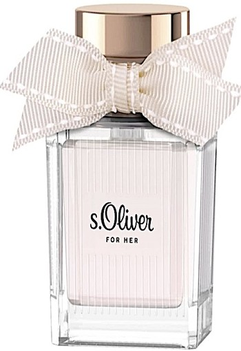 S. Oliver For Her Eau de Parfum Spray 30 ml