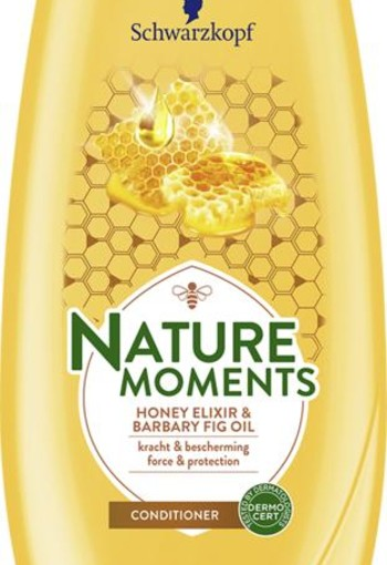 Schwarzkopf Nature Moments Honey Elixir & Barbary Fig Oil (200 ml)