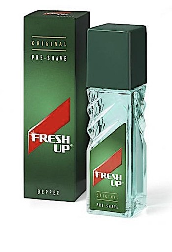 Fresh Up Original Pre-shave Depper - 100 ml - Scheerlotion