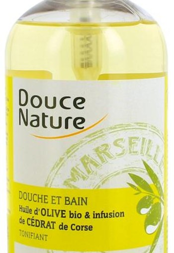 Douce Nature Badschuim & douchegel sukade (500 ml)