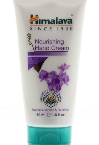 Himalaya Handcream nourishing (50 ml)