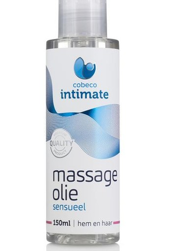 Cobeco Intimate Intimate massage olie sensueel (150 ml)