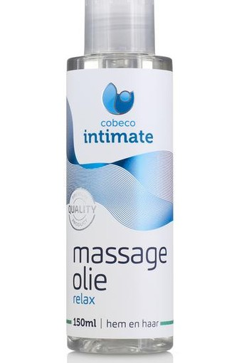 Cobeco Intimate Intimate massage olie relax (150 ml)