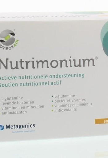 Metagenics Nutrimonium tropical (28 zakjes)