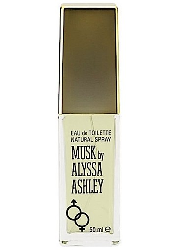 Alyssa Ashley Musk - 50 ml - Eau de toilette - for Women