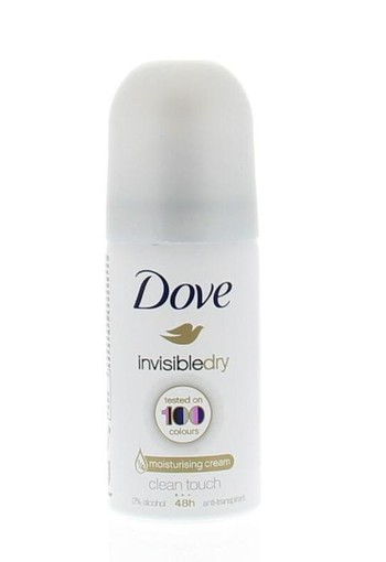 Dove Deodorant woman invisible dry mini (35 ml)