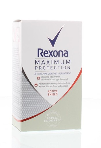 Rexona Deodorant maximum protect active shield (45 ml)