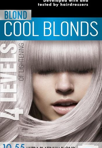 Syoss Color Cool Blonds 10-55 ultra platinum blond (1 set)