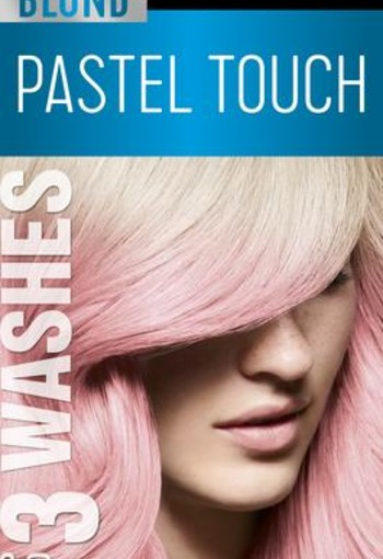 Syoss Color Blond Pastel Touch P1 pastel rose spray (1 set)
