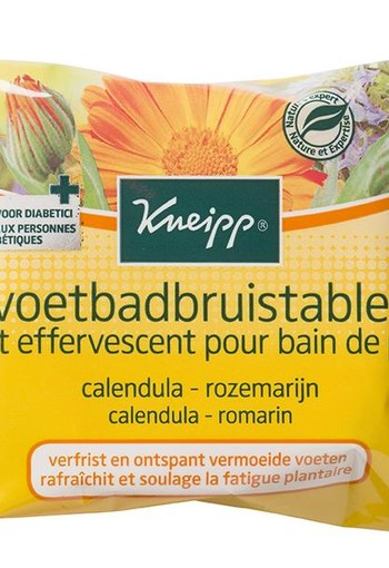 Kneipp Voetbadbruistablet single use (80 gram)