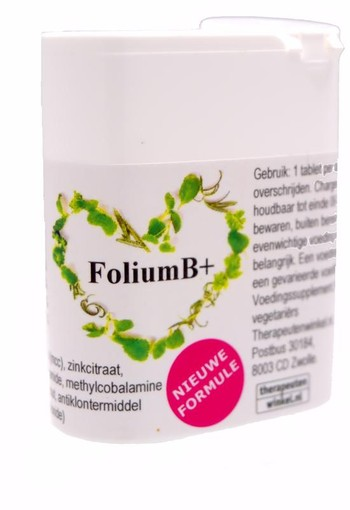 TW Folium B+ (70 tabletten)
