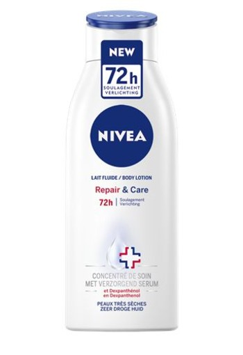 Nivea Body SOS herstellende body lotion (400 ml)