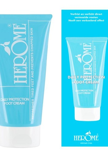 Herome Foot cream daily protect (150 ml)