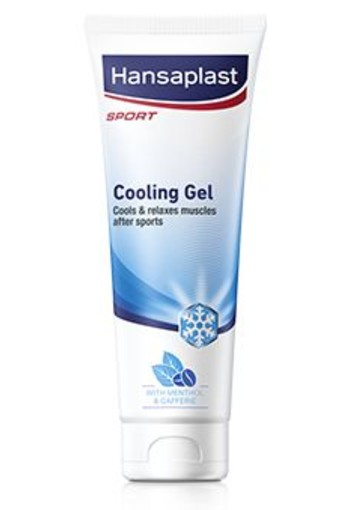 Hansaplast Sport cooling gel (100 ml)