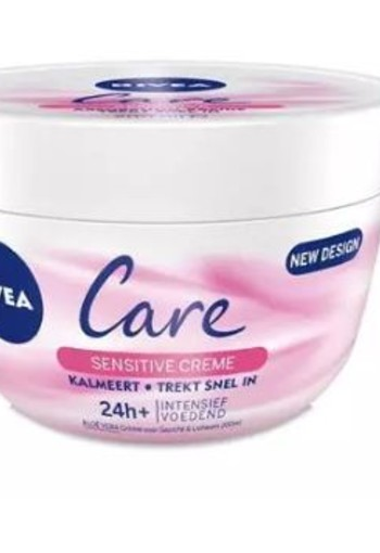 Nivea Care sensitive creme (200 ml)