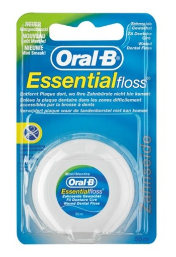Oral-B Flosdraad Essential Floss Mint oral b