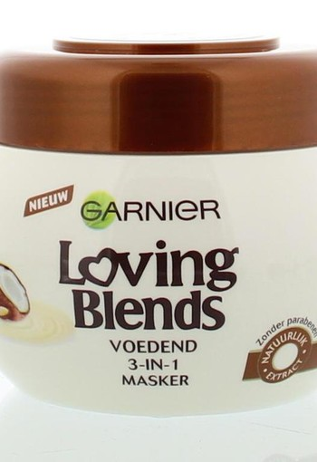 Garnier Loving blends masker kokos (300 ml)