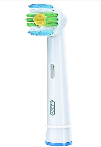 Oral-B opzetborstels ProBright/3D oral b White EB 18-2