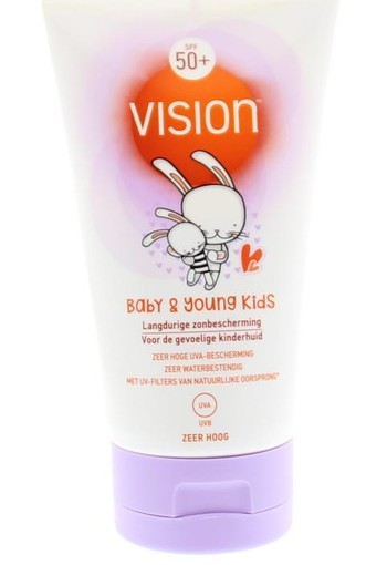 Vision Baby & young kids SPF50+ (120 ml)