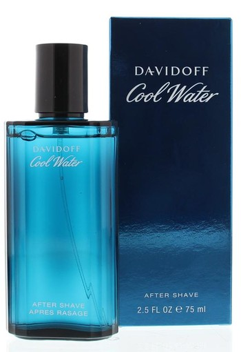 Davidoff Cool water aftershave men (75 ml)