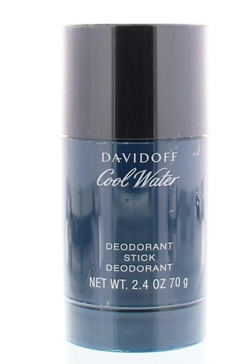 Davidoff Cool water deodorant stick men (75 ml)