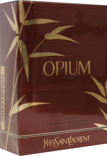 YSL Opium eau de toilette vapo female (50 ml)