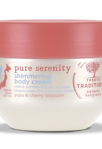 Treets Pure serenity whipped bodycreme (250 ml)
