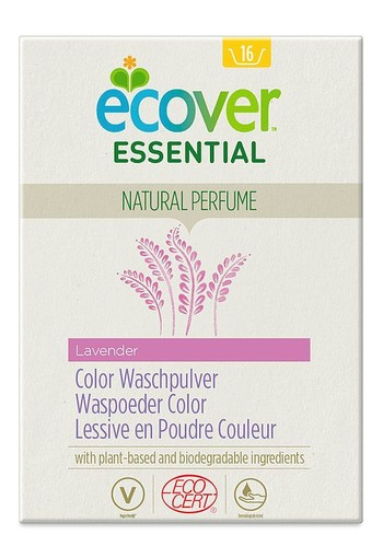 Ecover Essential waspoeder color (1200 gram)