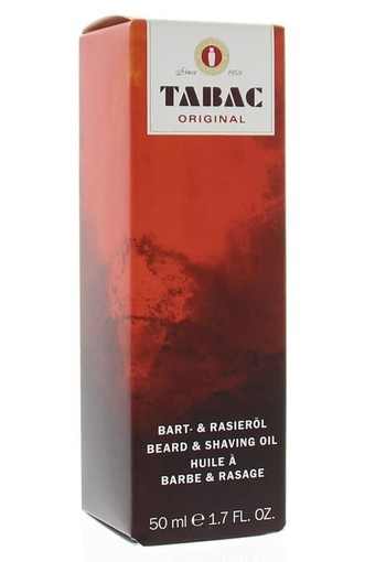 Tabac Original baardolie (50 ml)