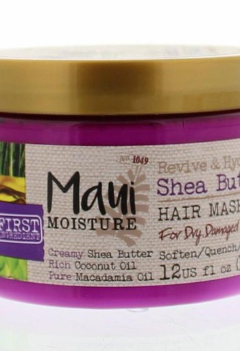 Maui Mask reviving & hydrating (340 gram)