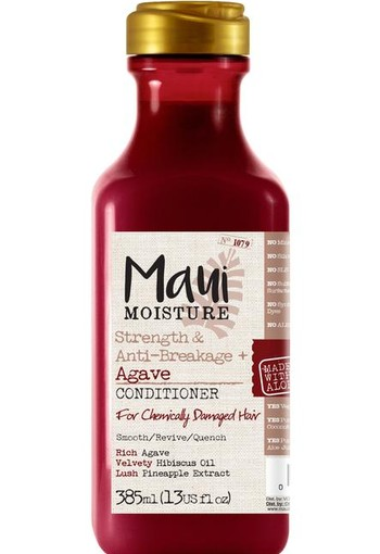 Maui Conditioner strenghtening & anti-breakage (385 ml)