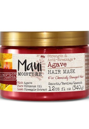 Maui Mask strenghtening & anti-breakage (340 gram)