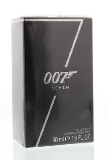 James Bond Seven eau de toilette (50 ml)