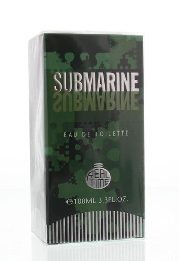Submarine Submarine eau de toilette man (100 ml)