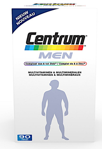 Centrum men advanced - 90 Tabletten - Multivitaminen