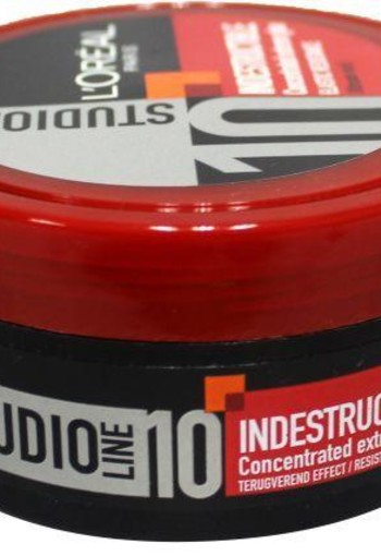 Loreal Studio line indestructible gel glue (150 ml)