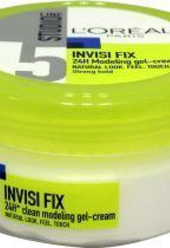 Loreal Studio line invisible fix gel pot (150 ml)